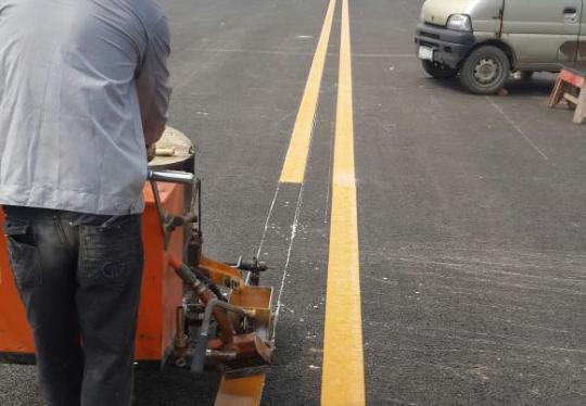 道路划线问题解决